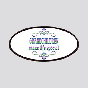 Grandchildren Make Life Special Patch
