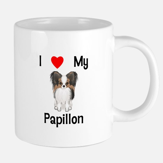 I love my Papillon (picture) Mugs