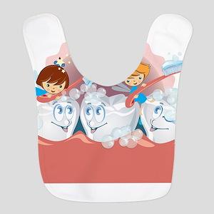Dental design clipart Bib