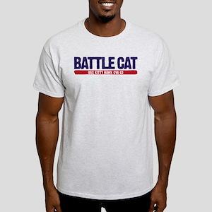 Battle Cat USS Kitty Hawk CVA 63 Light T-Shirt