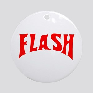 Flash Ornament (Round)