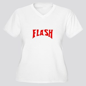 5310848a198 Flash Women s Plus Size T-Shirts - CafePress