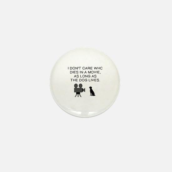 Cute Movie Mini Button