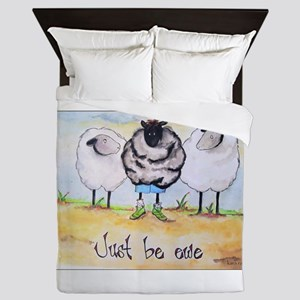be ewe kr Queen Duvet