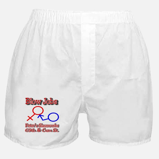 Peter's Glassworks Boxer Shorts