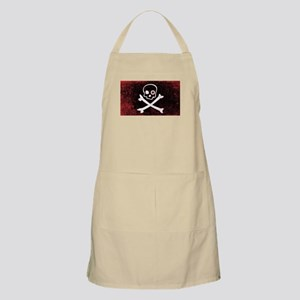 Jolly Roger With Eyeballs Apron