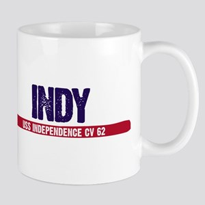 Indy Uss Independence Cv 62 Mug Mugs