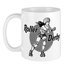 Roller Derby @ eShirtLabs.Com Mug