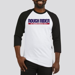 Rough Rider USS Theodore Roosevelt Baseball Jersey