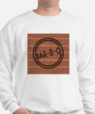 Cute Bbq Sweatshirt