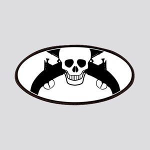 Skull and Pistols Patch