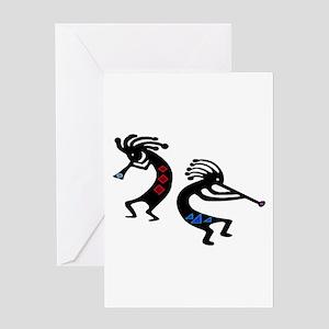 KOKOPELLI Greeting Cards