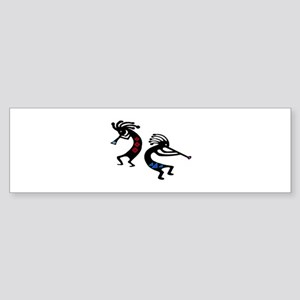 KOKOPELLI Bumper Sticker
