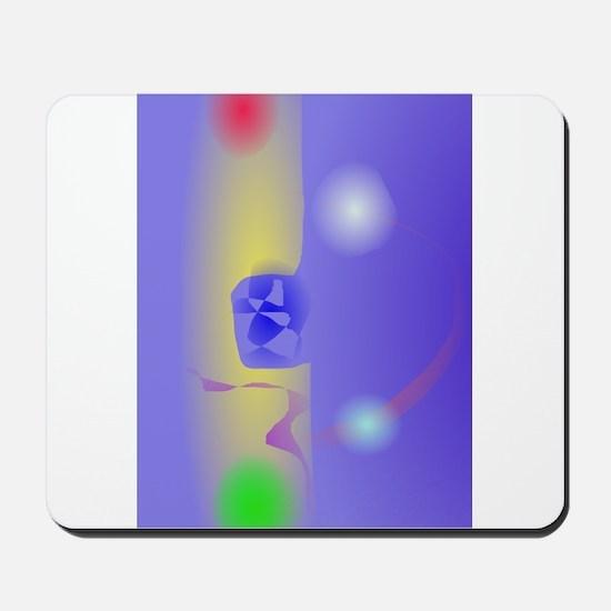 Mathematical Planet Mousepad