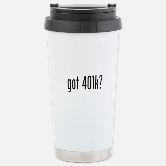 got 401k? Mugs