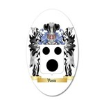 Vasic 35x21 Oval Wall Decal