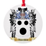 Vasechkin Round Ornament