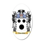 Vasechkin 35x21 Oval Wall Decal