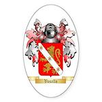 Vasallo Sticker (Oval 50 pk)
