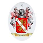 Vasallo Oval Ornament