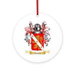 Vasallo Round Ornament