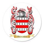 Varyushin Round Car Magnet