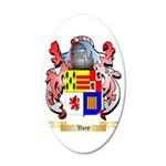 Vary 35x21 Oval Wall Decal