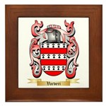 Varveri Framed Tile