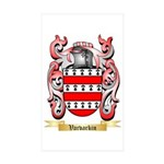Varvarkin Sticker (Rectangle 50 pk)