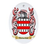 Varvarkin Oval Ornament