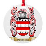 Varvarinski Round Ornament