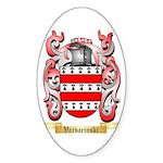 Varvarinski Sticker (Oval)