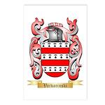 Varvarinski Postcards (Package of 8)