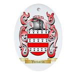 Varvarin Oval Ornament