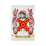 Varone Rectangle Magnet (100 pack)