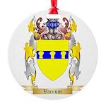 Varnum Round Ornament