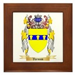 Varnum Framed Tile
