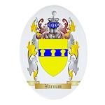 Varnum Oval Ornament