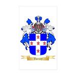Varney Sticker (Rectangle 50 pk)