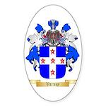 Varney Sticker (Oval 10 pk)