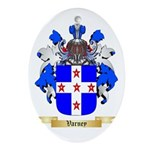 Varney Oval Ornament