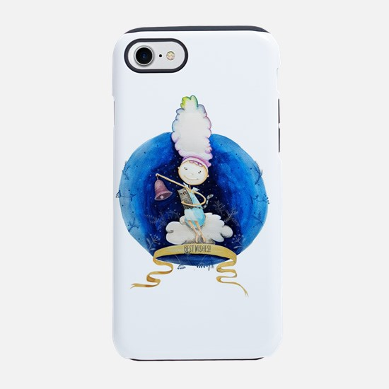 ANGEL WITH CAT iPhone 8/7 Tough Case