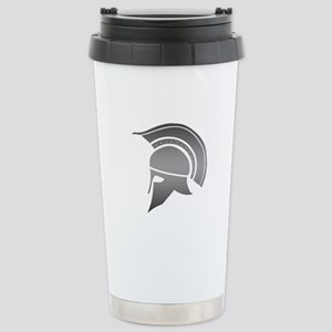 Ancient Greek Spartan H Stainless Steel Travel Mug
