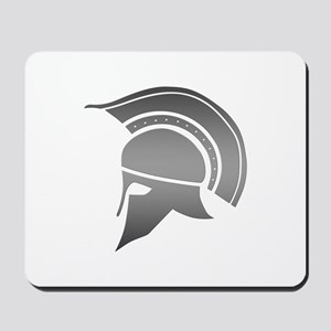 Ancient Greek Spartan Helmet Mousepad