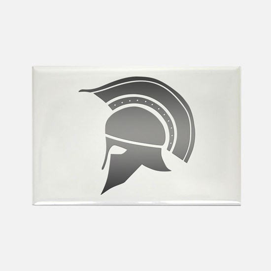 Ancient Greek Spartan Helmet Magnets
