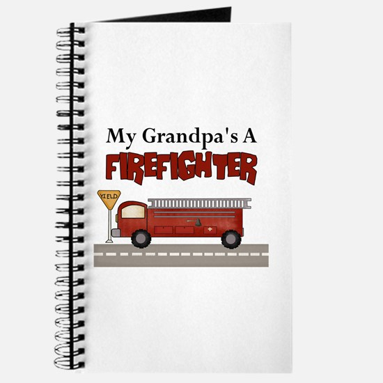 Grandpas A Firefighter Journal