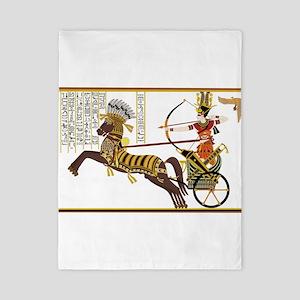 Ancient Egypt art Twin Duvet