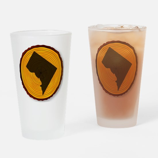 Funny District of columbia (dc) Drinking Glass