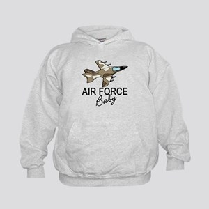 Air Force Baby Kids Hoodie