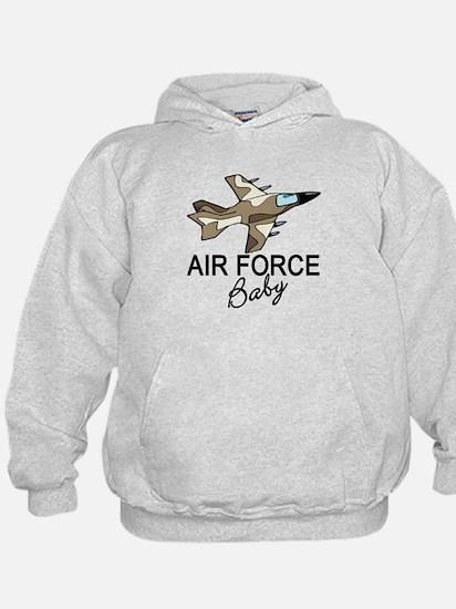 Air Force Baby Hoody